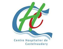 logo centre hospitalier Castelnaudary
