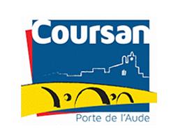 logo ville de Coursan