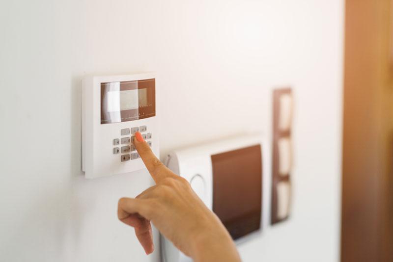 système alarme intrusion