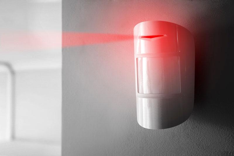 détecteur alarme intrusion
