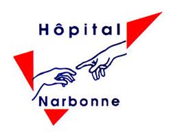 logo hopitale de Narbonne
